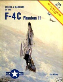 Colors & Markings of the F-4C Phantom II, Part 1: Post Vietnam Markings - Bert Kinzey
