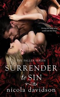 Surrender to Sin - Nicola Davidson