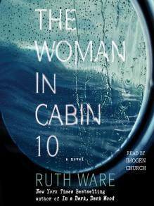 The Woman in Cabin 10 - Helen Ruth Elizabeth Ware,Imogen Church