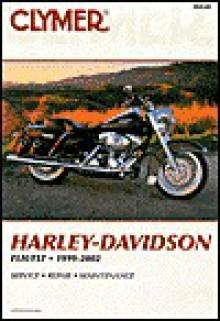 Clymer Harley Davidson Flh/Flt 1999 2002 - Virgil M. Young