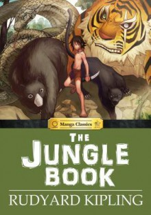 The Jungle Book: Manga Classics - Kipling,Crystal S. Chan