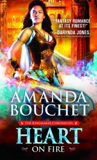 Heart on Fire - Amanda Bouchet
