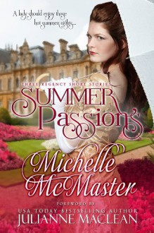 Summer Passions (Seasons of Love) - Michelle Mcmaster