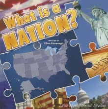 What Is a Nation? - Ellen K. Mitten