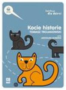 Kocie historie /CD/ - Tomasz Trojanowski