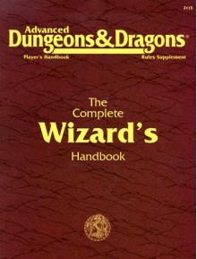 The Complete Wizard's Handbook - Rick Swan, Anne Brown