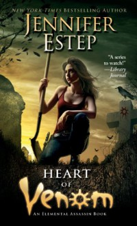 Heart of Venom - Jennifer Estep