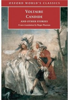 Candide and Other Stories (World's Classics) - Voltaire, Roger Pearson