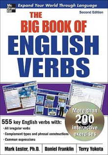The Big Book of English Verbs [With CDROM] - Daniel Franklin, Terry Yokota