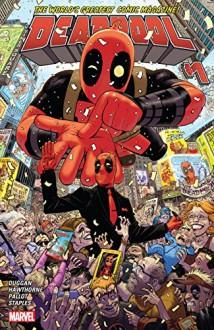 Deadpool (2015-) #1 - Gerry Duggan, Mike Hawthorne, Tony Moore