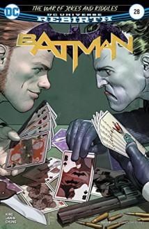 Batman (2016-) #28 - Tom King,June Chung,Mikel Janin