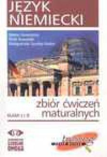 Język niemiecki zbiór ćwiczeń maturalnych klasa I i II + 2CD - Maria Gawrysiuk, Piotr Kowalski, Szurlej - Gielen Małgorzata