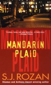 Mandarin Plaid - S.J. Rozan