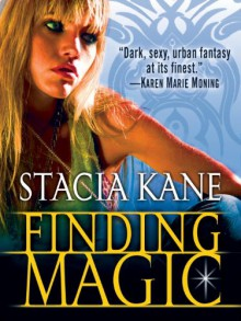 Finding Magic - Stacia Kane