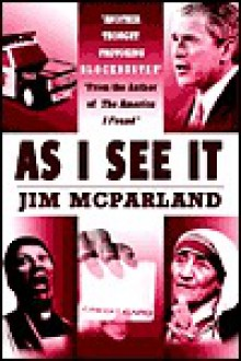 As I See It - Jim McParland