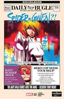 Spider-Gwen (2015-) #32 - Jason Latour,Robbi Rodriguez