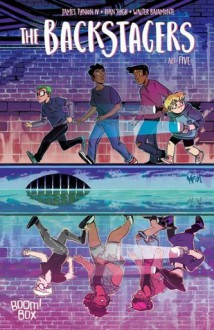 The backstagers # 5 - James Tynion IV