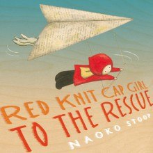 Red Knit Cap Girl to the Rescue - Naoko Stoop