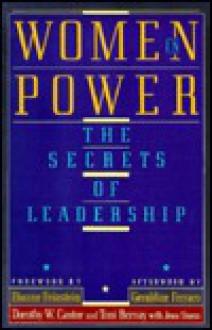 Women in Power - Dorothy W. Cantor, Toni Bernay