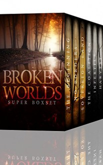 Broken Worlds Super Boxset - James G. Hunt