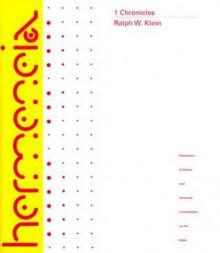 1 Chronicles - Ralph W. Klein