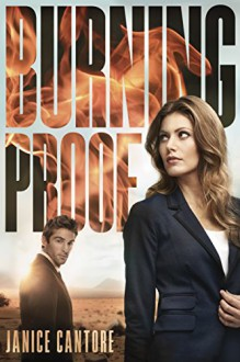 Burning Proof (Cold Case Justice) - Janice Cantore