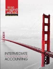 Intermediate Accounting, 15th Edition - Donald E. Kieso