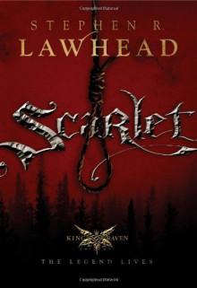 Scarlet (Audio) - Stephen R. Lawhead, Adam Verner