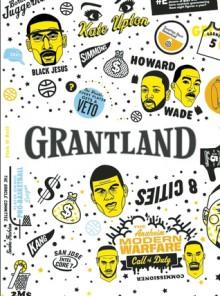 Grantland Issue 2 - Bill Simmons, Dan Fierman