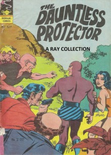 Phantom-The Dauntless Protector ( Indrajal Comics No. 427 ) - Lee Falk