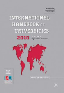 International Handbook of Universities: Twenty-First Edition - International Association of Universities