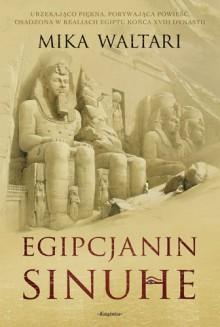 Egipcjanin Sinuhe - Waltari Mika
