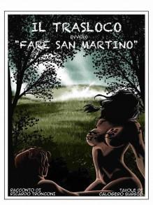Il trasloco - fumetto - Ricardo Tronconi