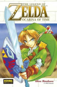 Ocarina Of Time 2 (The Legend of Zelda, #2) - Akira Himekawa