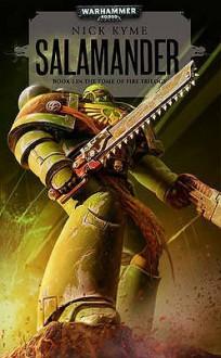 Salamander - Nick Kyme