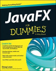 Javafx for Dummies - Barry Burd
