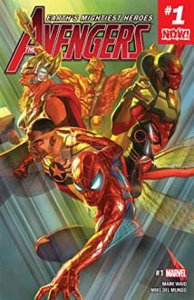 Avengers (2016-) #1 - Mark Waid, Mike Del Mundo, Alex Ross