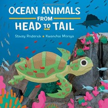 Ocean Animals from Head to Tail - Stacey Roderick,Kwanchai Moriya