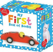 Little Library: My First Box of Books Set - Katie Cox, Make Believe Ideas Ltd.