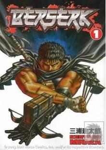 Berserk Volume 01 - Kentaro Miura