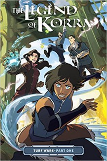 The Legend of Korra: Turf Wars Part One - Michael Dante DiMartino, Irene Koh