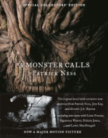 A Monster Calls: Special Collectors' Edition (Movie Tie-in): Inspired by an idea from Siobhan Dowd - Patrick Ness,Jim Kay