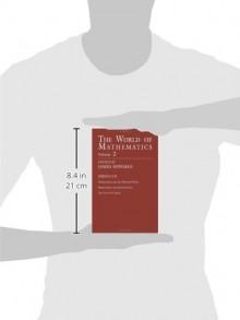 The World of Mathematics, Vol. 2 (Dover Books on Mathematics) - Mathematics, James R. Newman