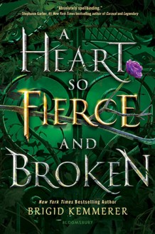 A Heart so Fierce and Broken - Brigid Kemmerer