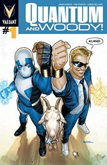 Quantum and Woody (2013- ) #1: Digital Exclusives Edition - James Asmus, Tom Fowler, Jordie Bellaire