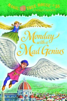 Monday with a Mad Genius - Mary Pope Osborne,Sal Murdocca