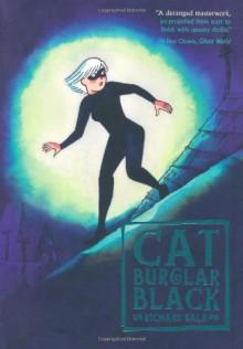 Cat Burglar Black - Richard Sala