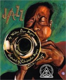 """Jazz [With Hardcover Book] - Walter Dean Myers, James """"D Train"""" Thomas Vaneese Willians"""