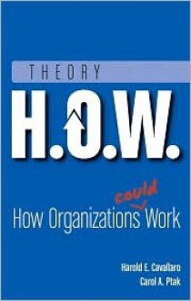 Theory H.O.W.: How Organizations Could Work - Harold E. Cavallaro, Carol A. Ptak