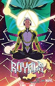 Royals (2017-) #5 - Al Ewing,Jonboy Meyers,Kris Anka